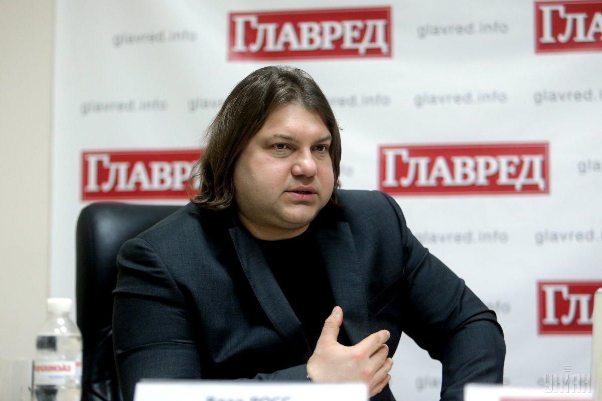 Влад Росс рассказал о знаке Зодиака Водолей / фото УНИАН
