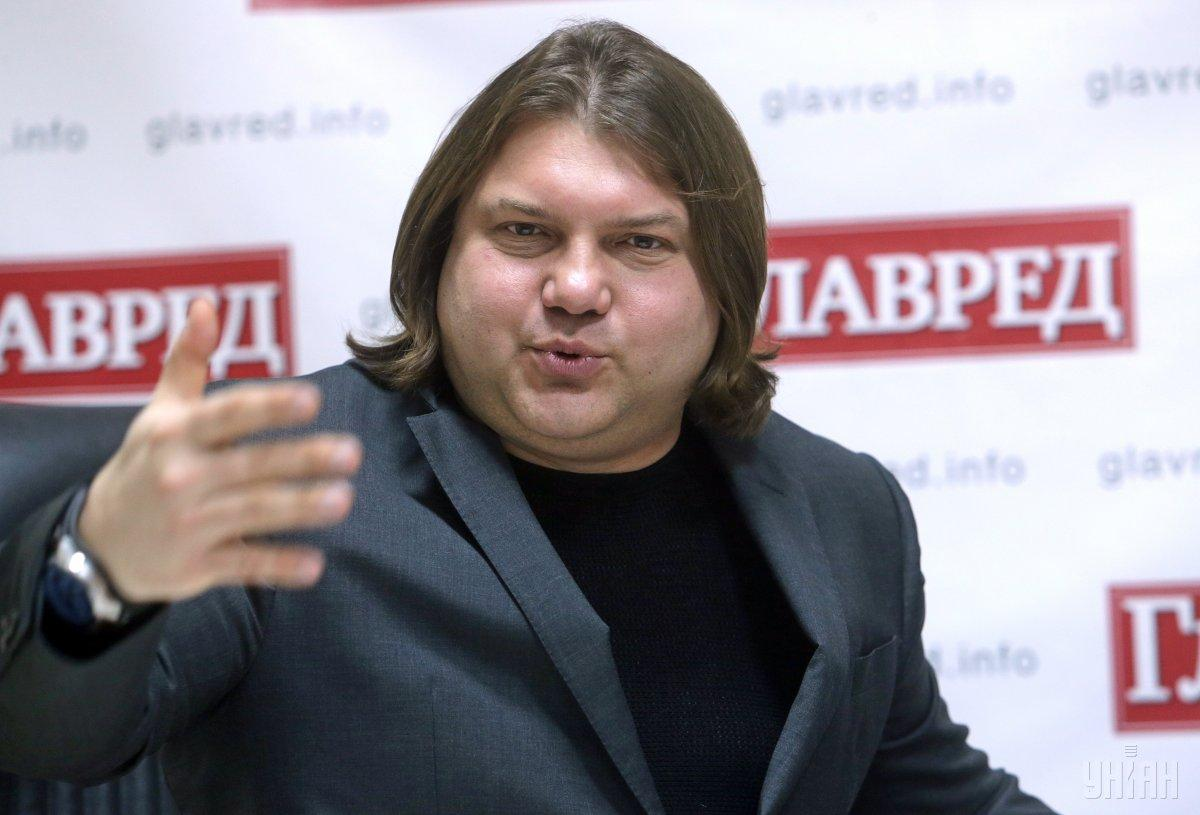 Влад Росс предупредил украинцев об опасности / фото УНИАН