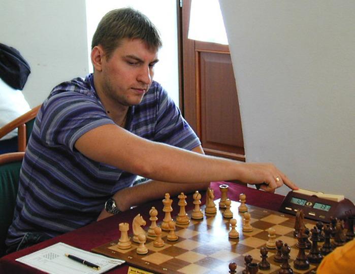 Александр Ковчан / 2015.chessclub.lviv.ua