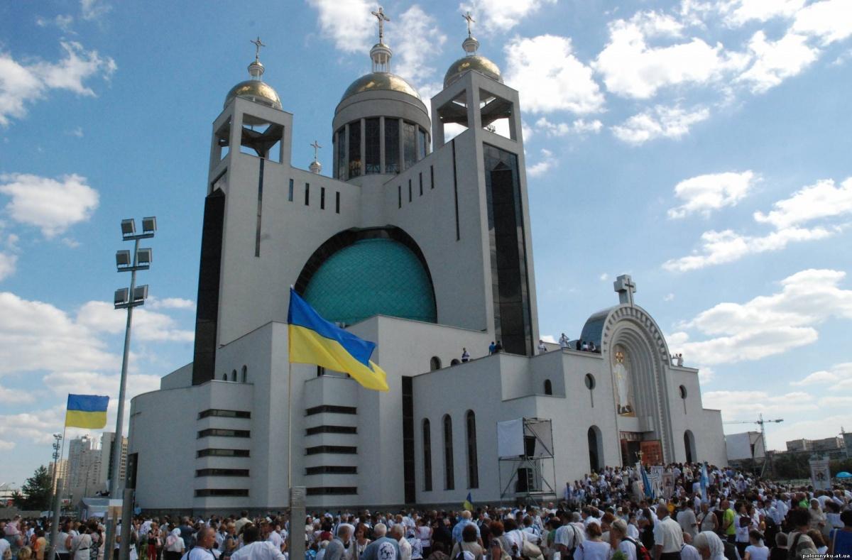 Патриарший собор был открыт 27 марта 2011 года / kyivsobor.ugcc.org.ua