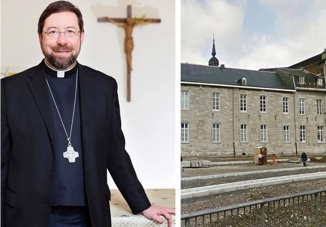 Бельгійського єпископа пограбували на 20 тисяч євро і замкнули  у гардеробі