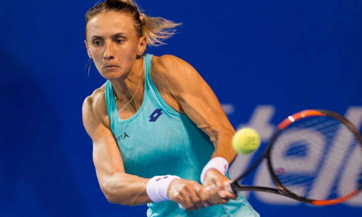 Леся Цуренко / WTA