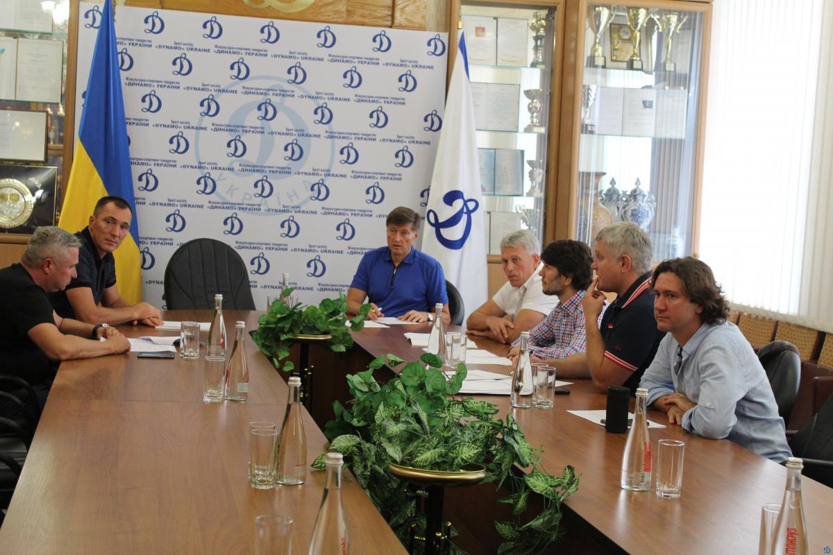 В Киеве відбудлись учредительное собрание нового Общественного союза