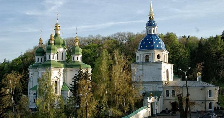 Видубицький монастир УПЦ КП / relax.com.ua