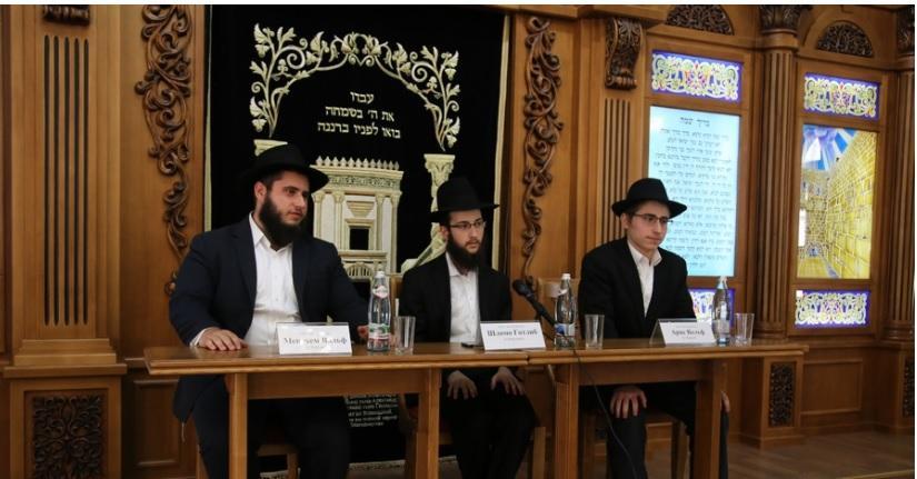 На Херсонщине раввины рассказали об экспедиции передвижной синагоги / pik.ua