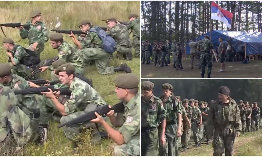 Полиция признала лагерь небезопасным / Фото slobodna-bosna.ba