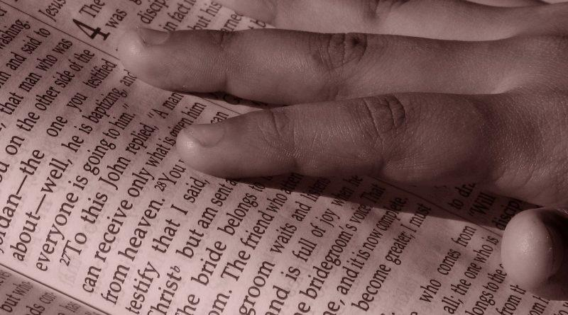 «Израильская Библия» разделена на 929 глав / invictory.org