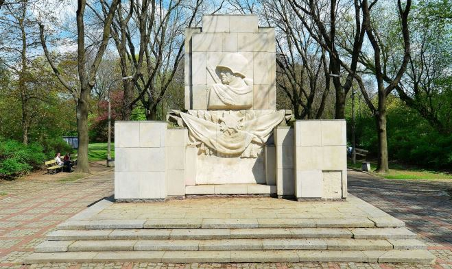 Пам'ятник передадуть Музею холодної війни неподалік Щеціна, де колись був склад атомної зброї СРСР / Фото wikipedia.org/Adrian Grycuk/CC BY-SA 3.0 PL