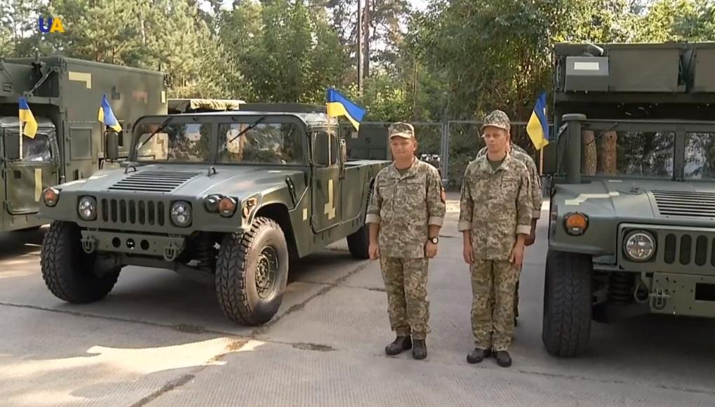 Загалом США передали Україні вже 11 таких станцій / Кадр із відео facebook.com/UATVchannel