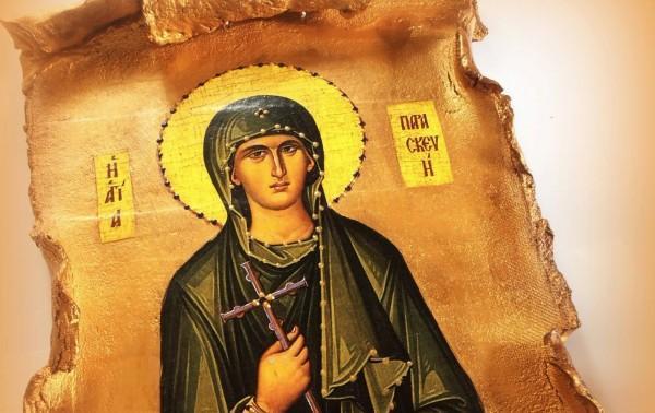 Свята мучениця Параскева, нареченная П'ятницею, жила в III столітті в Іконії / pravmir.ru
