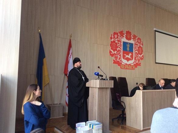Священнику инкриминировали мошенничество, самоуправство, подделку документов и уклонение от наказания / infomist.ck.ua