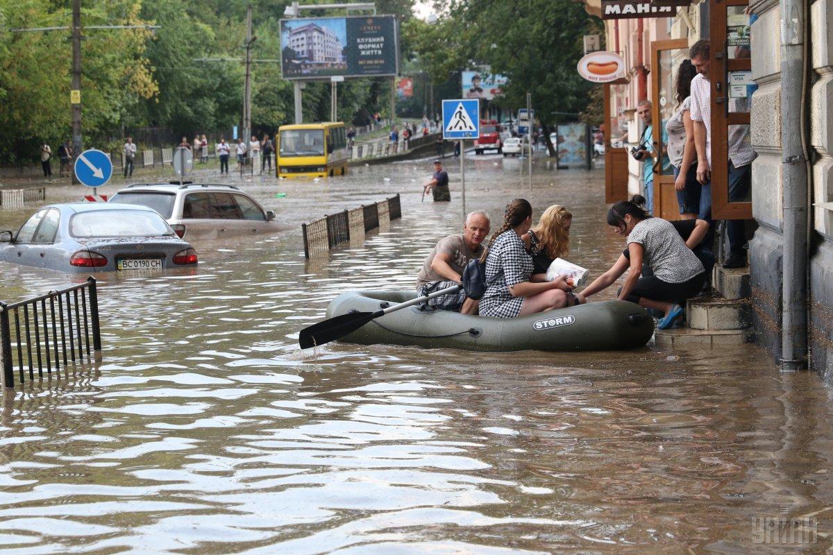 Ррятувальники надали допомогу 142 особам \УНІАН