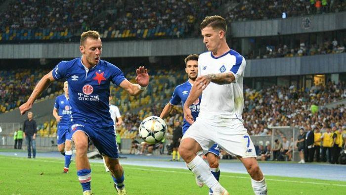УЕФА не нашел повода для отмены результата матча Динамо и Славии / facebook.com/fcdynamoua