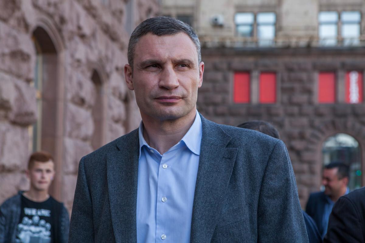 Кличко отметил, что власть изучает те места, где были подтопления \ kiev.klichko.org