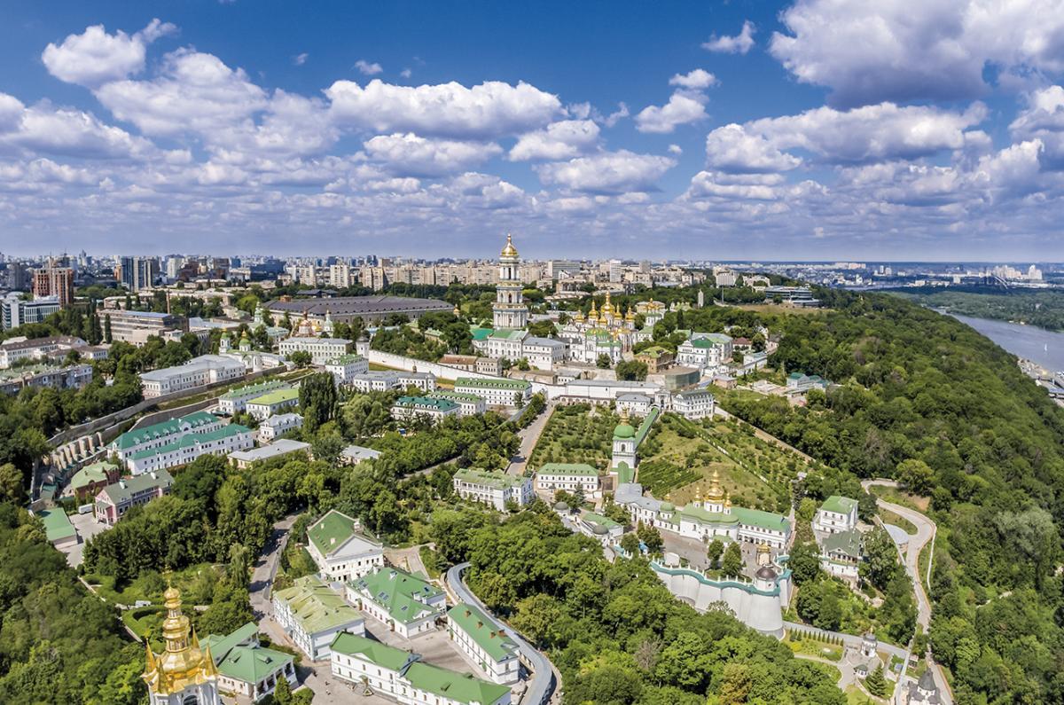 У День незалежності в усіх храмах УПЦ молитимуться за мир в Україні та український народ / news.church.ua