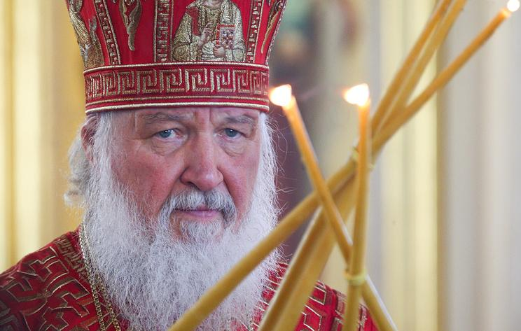 Патриарх Московский и всея Руси Кирилл / Михаил Терещенко/ТАСС