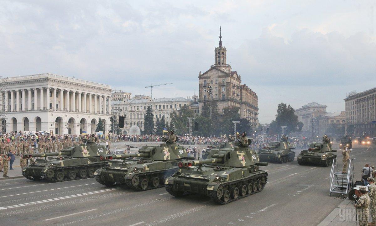 На День Независимости порядок в Украине будут охранять 30 тысяч силовиков / фото УНИАН