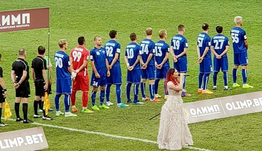Віталій Федорів пояснив, чому не повернувся до російського прапору / Sport24