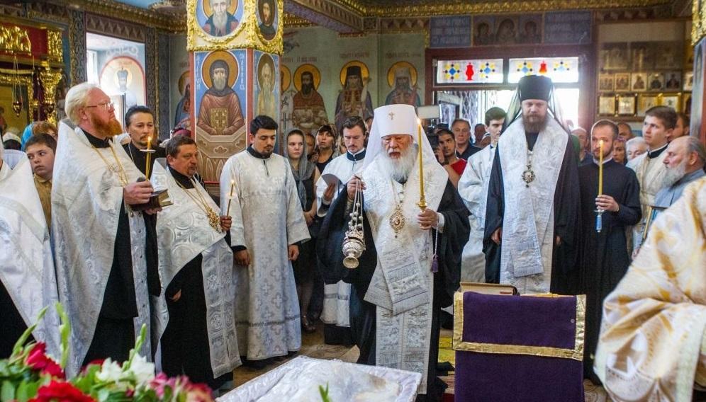 Отець В'ячеслав помер 6 серпня / eparhiya.od.ua