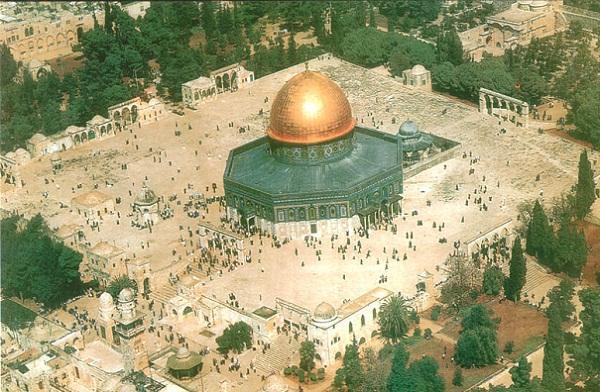 Після теракту в Єрусалимі поліція закрила ворота мечеті аль-Акса / islam-portal.ru
