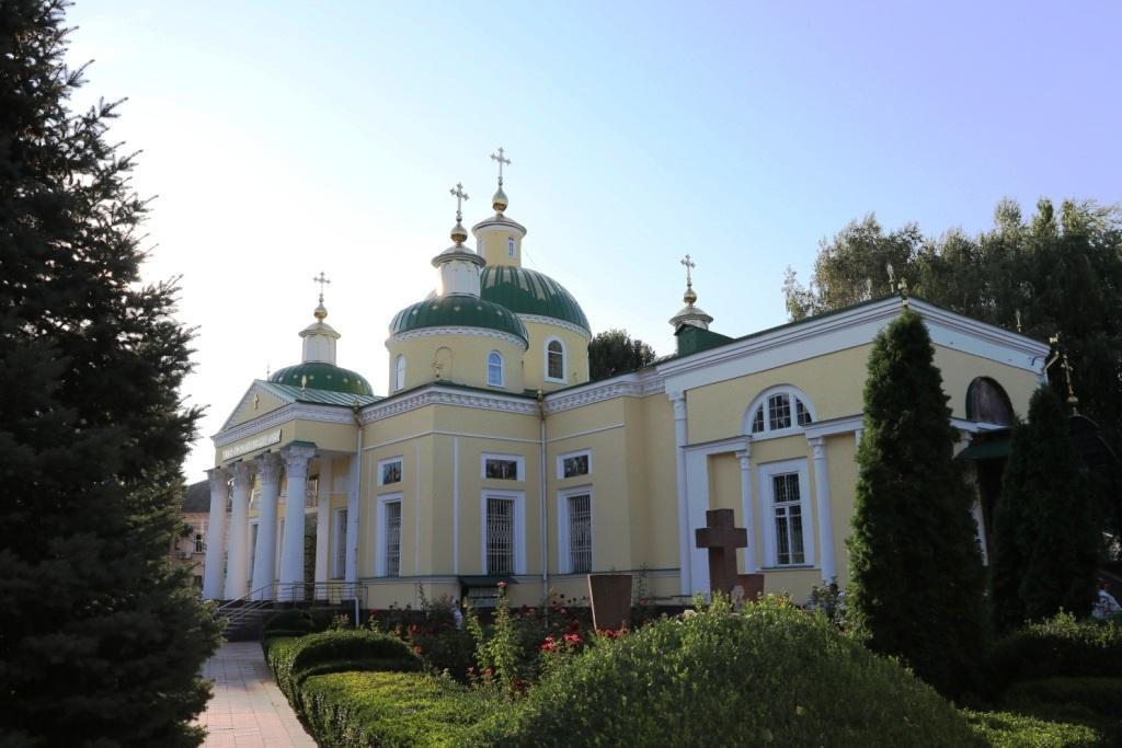 В Спасо-Преображенском Кафедральном соборе Кропивницкого отметили престольный праздник / orthodox-kr.org.ua