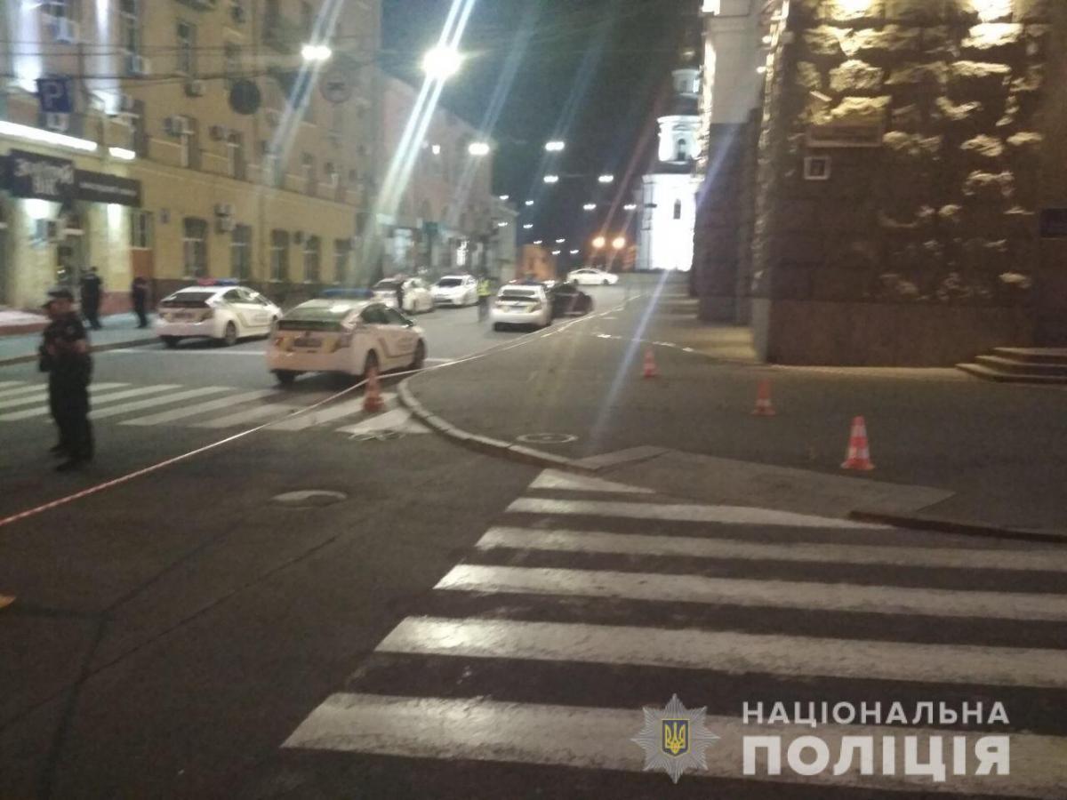 В результате перестрелки погиб полицейский \ hk.npu.gov.ua