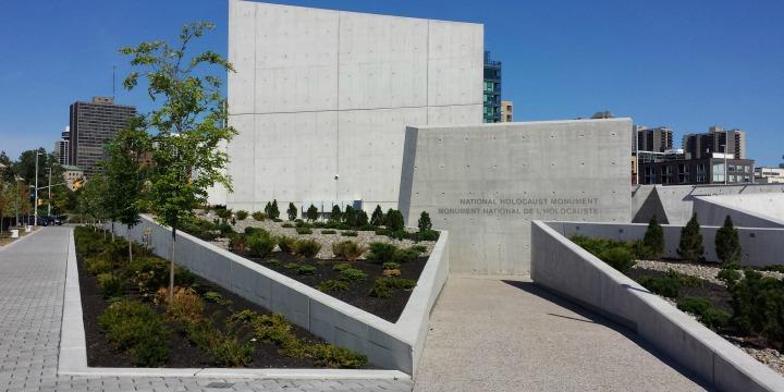 Мемориала жертвам Холокоста в Оттаве / algemeiner.com