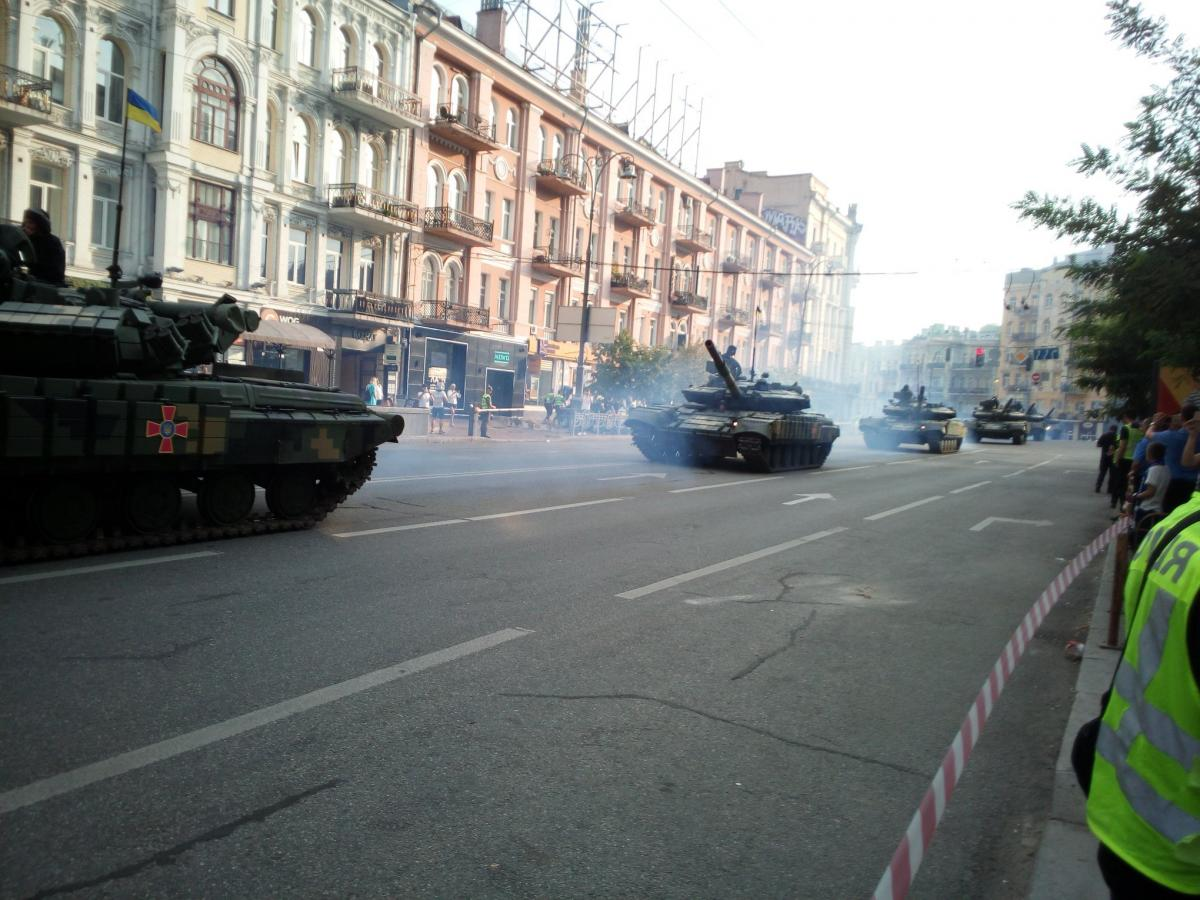 На танку встановлено додаткові блоки динамічного захисту / mil.in.ua