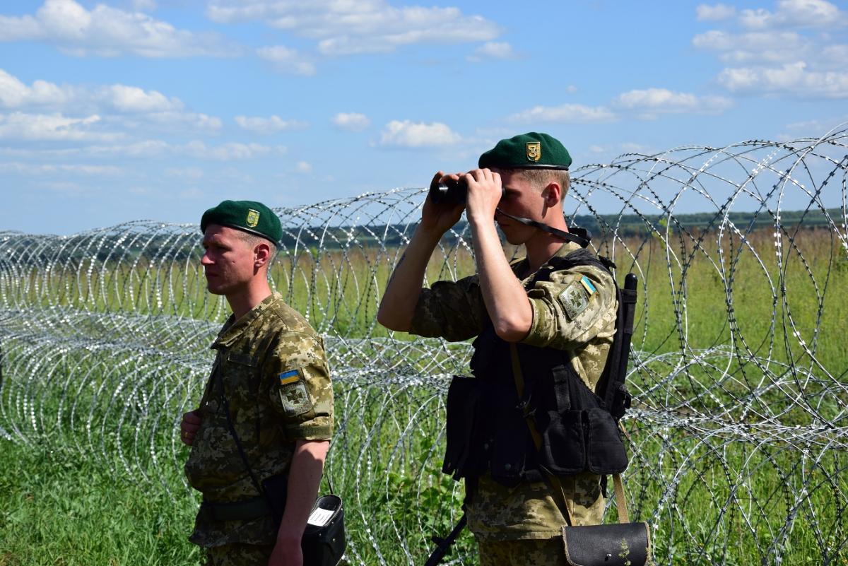 На период празднования Дня Независимости пограничники усилят меры безопасности на госгранице / фото facebook.com/pg/DPSUkraine