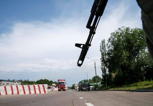У штабі ООС показали тренуванняз протидії прориву через кордон / фото facebook.com/pg/DPSUkraine