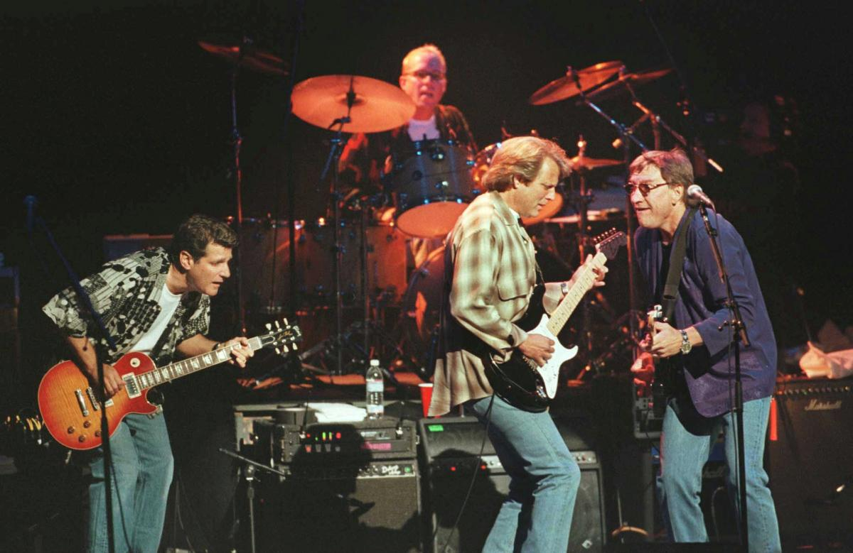 Американськийрок-гуртThe Eagles / REUTERS