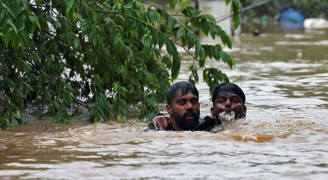 Наводнения в индийском штате Керала / ТСН