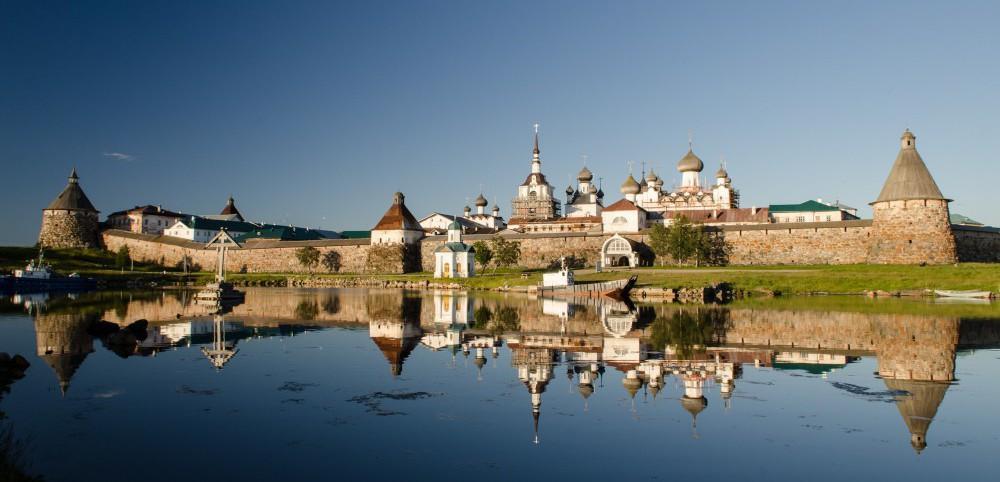 Соловецкий монастырь / tour.volgawolga.ru