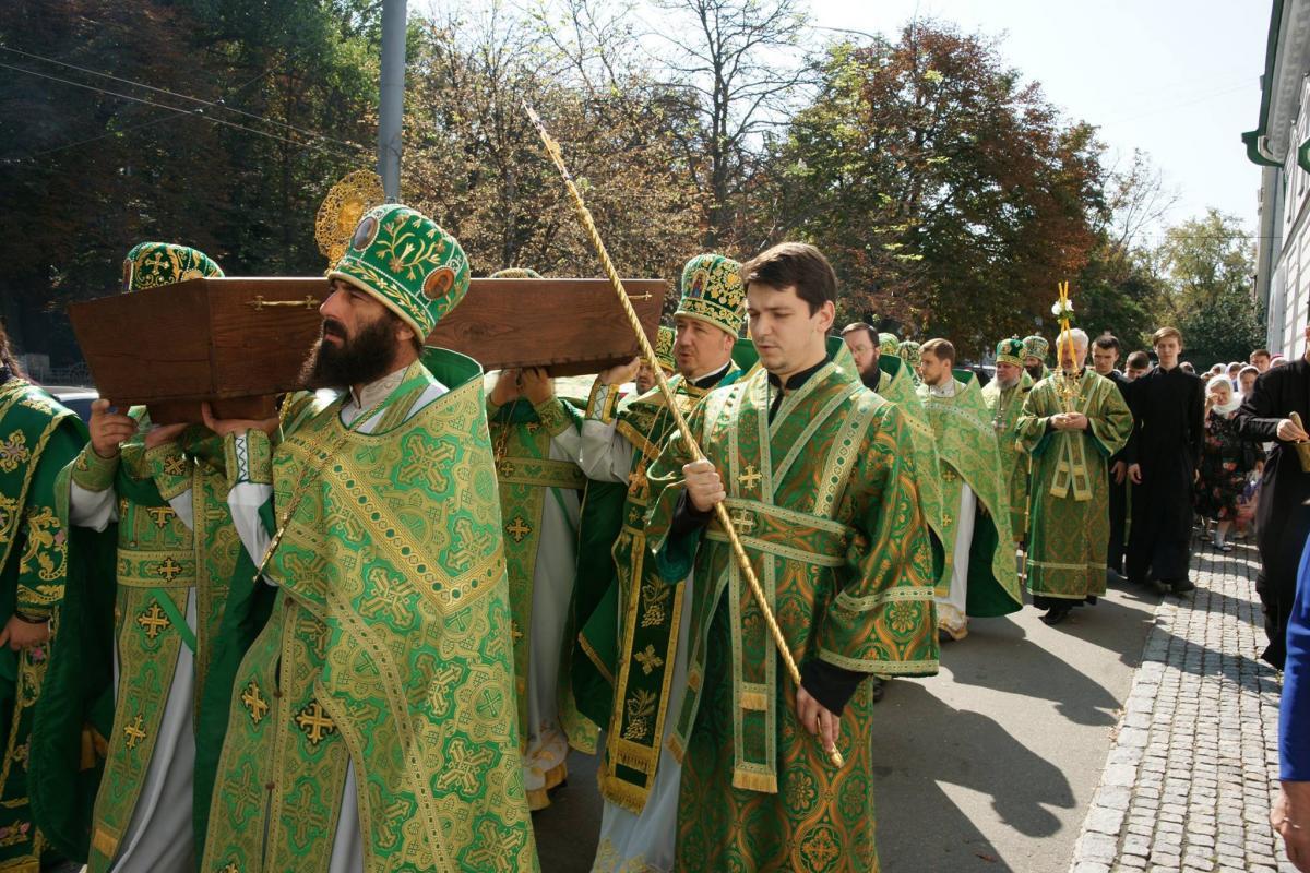 В Введенском монастыре отметили день памяти преподобной Димитры Киевской / facebook.com/varsonofii