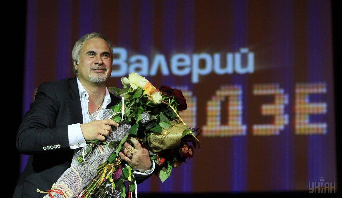 Валерій Меладзе не відмовляється від російського громадянства / фото УНІАН