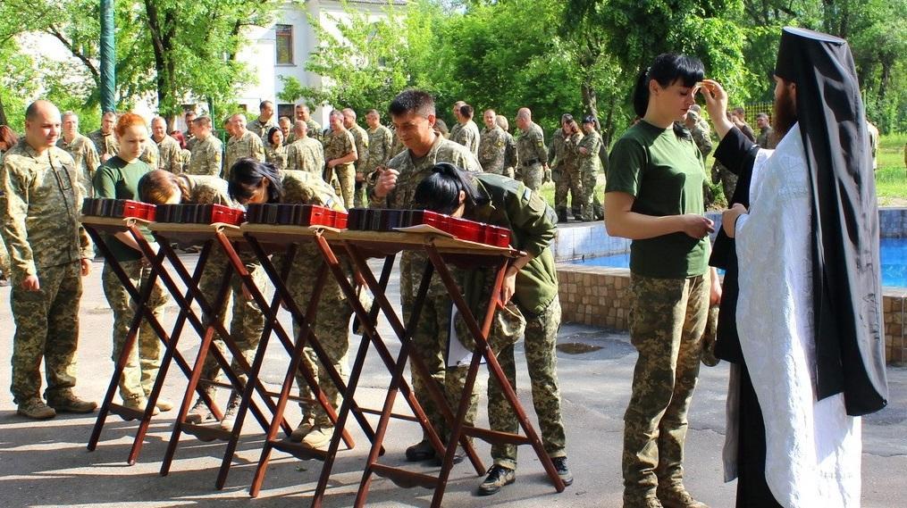 Завершився Всеукраїнський хресний хід з мощами святих цілителів / kapelan.org.ua