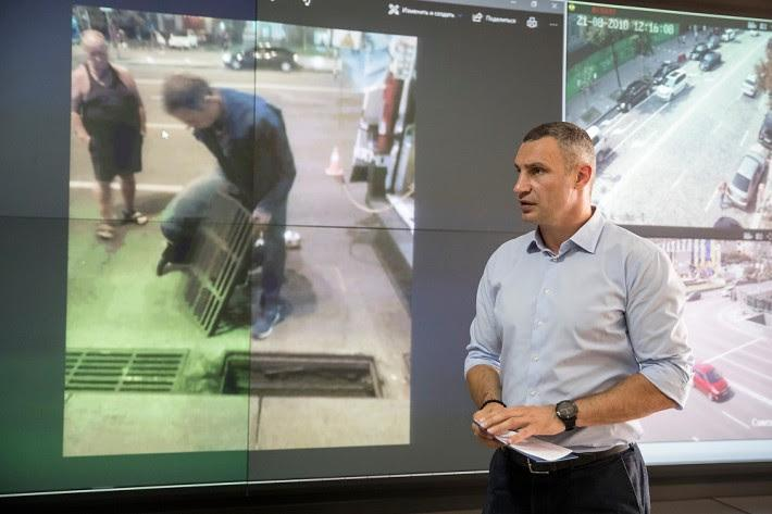 Кличко: Причины подтоплений являются комплексными / Фото kyivcity.gov.ua