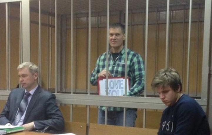 Гейлен Грандстафф (в центре) / Фото: Анна Грандстафф
