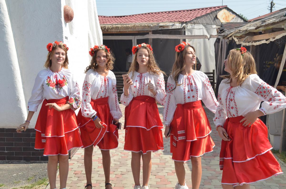 Сорочинская ярмарка давно считается визитной карточкой Украины / Фото УНИАН