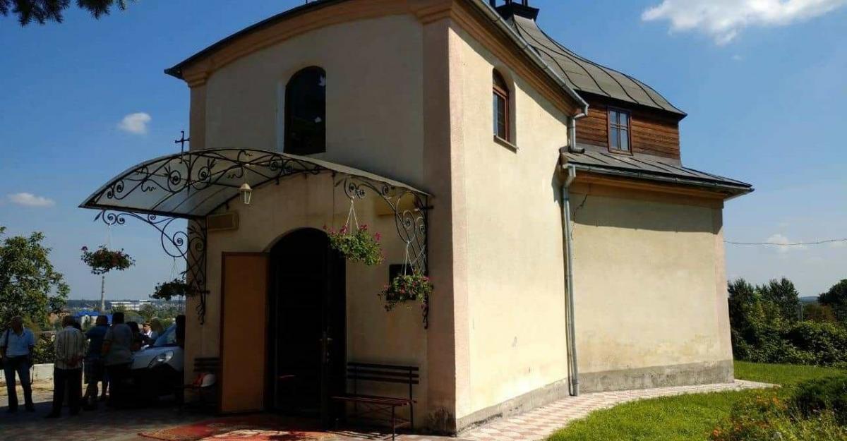Львовские власти потратили 1 млн 189 тыс. гривен на ремонт церкви святого Ильи УГКЦ / varta1.com.ua