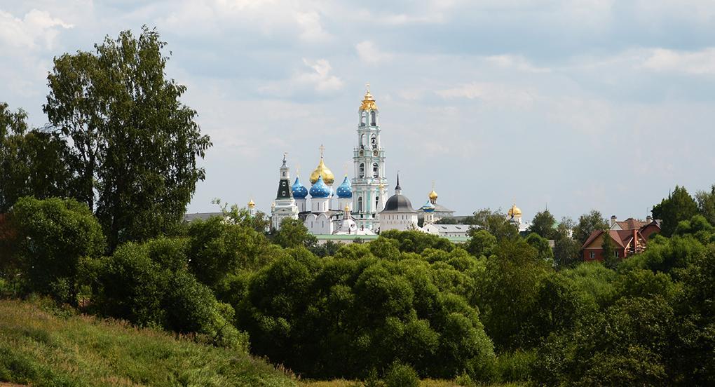 Свято-Троїцька Сергієва лавра / foma.ru