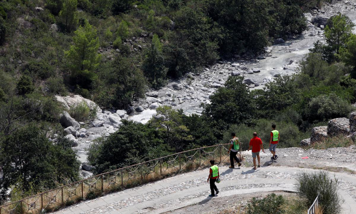 В Італії в результаті раптової повені загинули 11 осіб / REUTERS