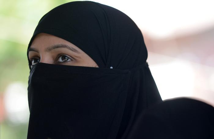 Мусульманка / indiatimes.com, иллюстративное фото