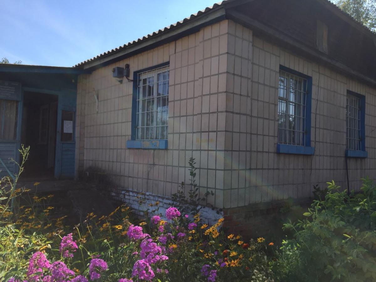 Поштове відділення у Конятині / фото УНІАН