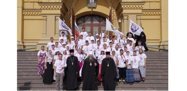 Стартував IX Міжєпархіальний велопробіг «Дорога до храму» / nne.ru