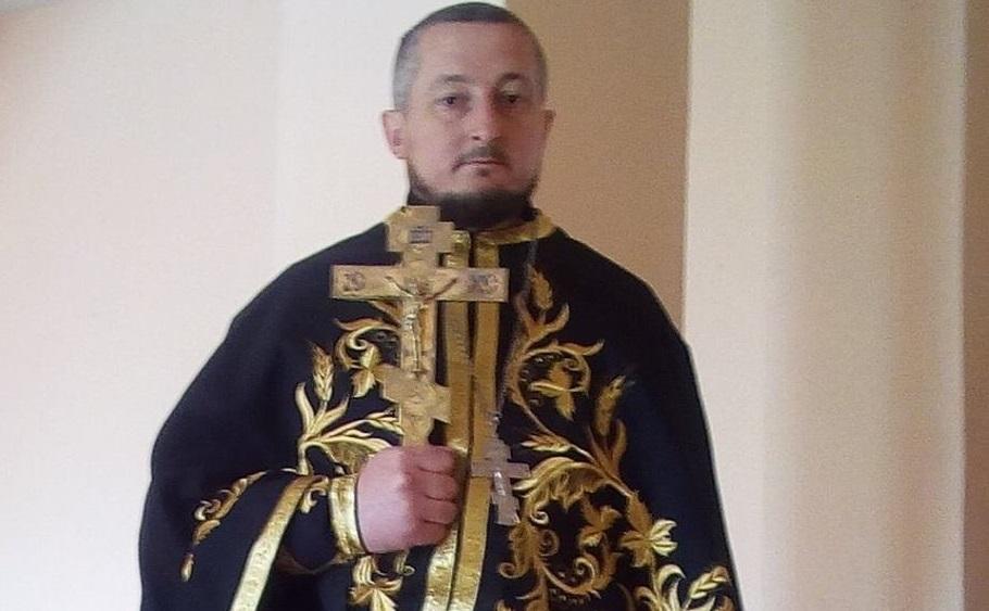 Священник Нестор Назаров / facebook.com/ Нестор Назаров