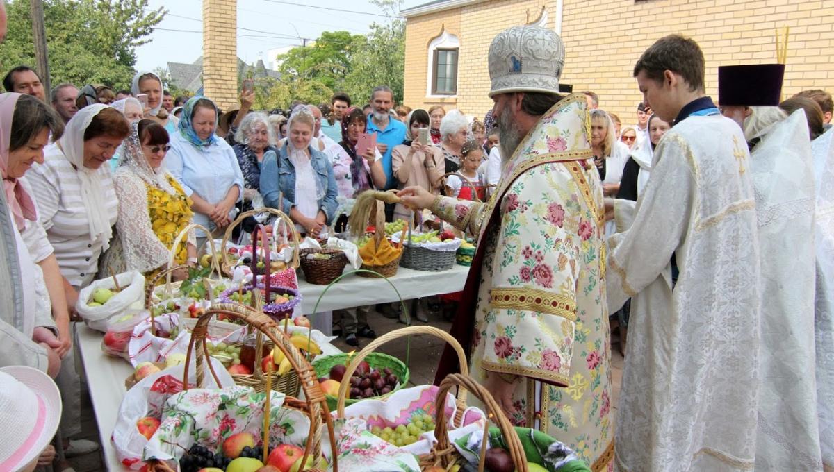 Православные в Америке отметили праздник Преображения/ synod.com