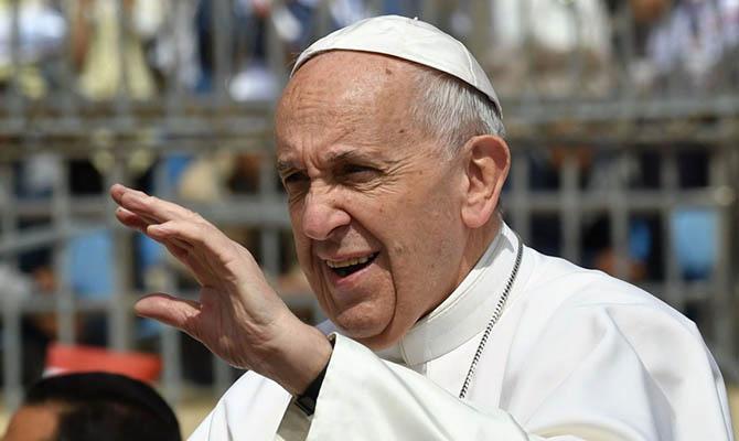 Визит Папы в Дублин намечен на 25-26 августа / capital.ua