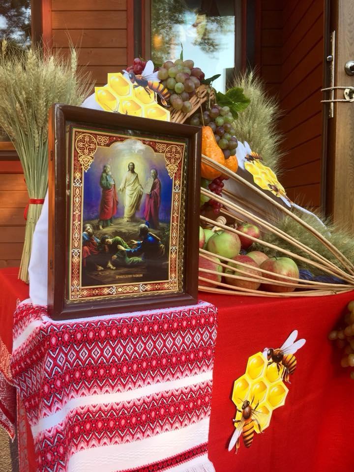 У храмі УПЦ КП у Дніпрі влаштували зону для селфі