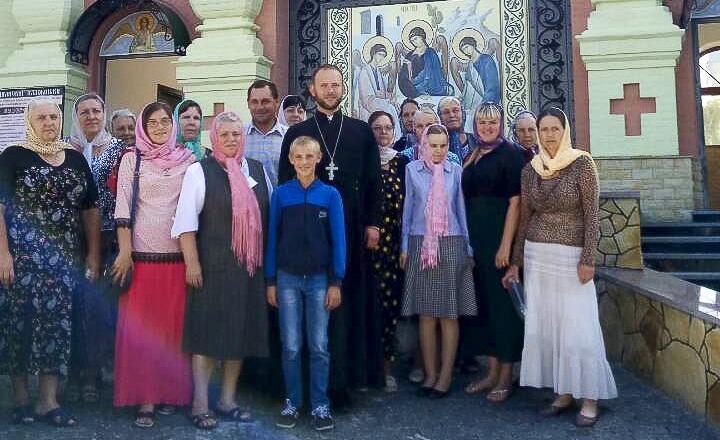 Такие паломничества являются уже традиционными и служат одним из средств духовной поддержки / епархия.укр